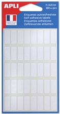 Etiquette multi-usages, 50 x 77 mm, blanc