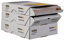 Pochette à plastifier, A4, 200 microns, Value Pack
