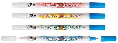 Effaceur d'encre Super Sheriff 258MP, pointe