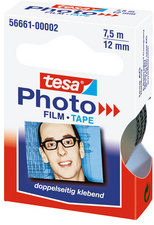 Photo Film, 12 mm x 7,5 m, transparent, paquet recharge