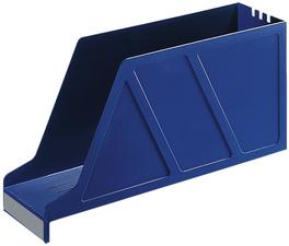 Porte-revues Standard, pour les sous-dossiers, bleu