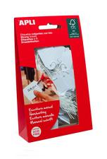 Paquet de 200 étiquettes BIJOUTERIE, format 18x29mm