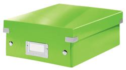 Boîte de rangement Click & Store WOW, petit, vert