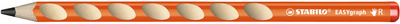 Crayon d´apprentissage EASYgraph, orange