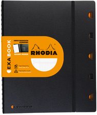 Recharge pour cahiers EXABOOK spiralé 160 pages 5x5 22,5x29,7cm