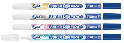 Effaceur d'encre Super Pirat 850M, multi, biseauté