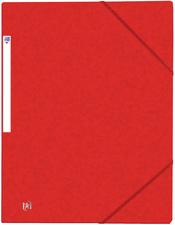 Chemise à élastique Top File+, A4, rose